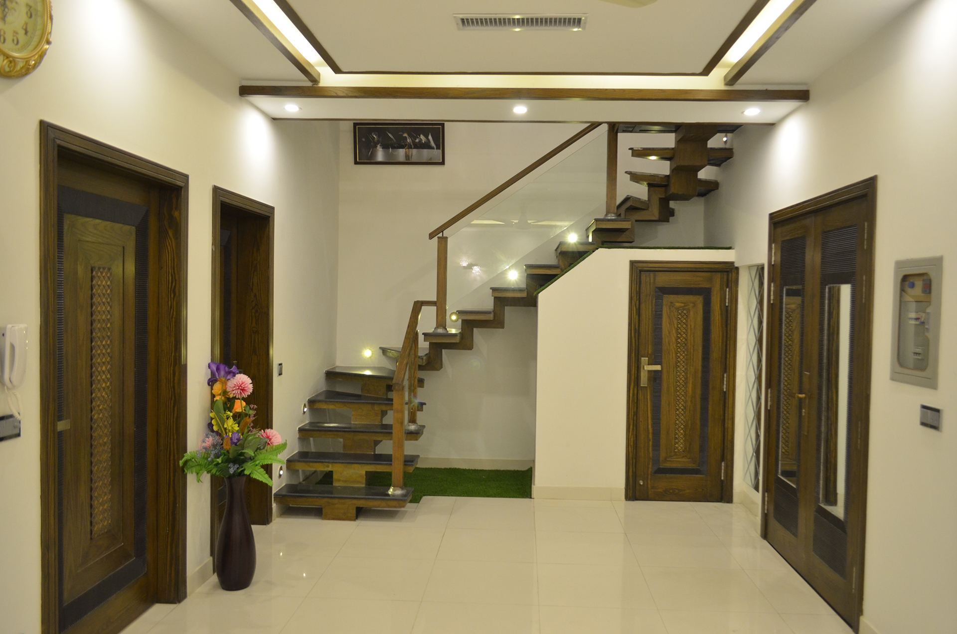 5 Marla Contemporary Villa Palm City Lahore
